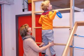 Baby en Kinderfysiotherapie
